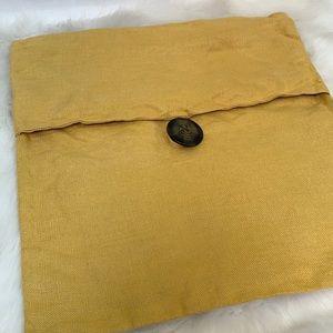 Pottery Barn Linen Pillow Cover Sham 18x18